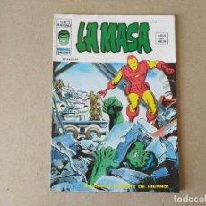 Cómics: LA MASA V 3 Nº 15: MORIRAS, HOMBRE DE HIERRO - VERTICE, MUNDI COMICS 1976. Lote 217460245