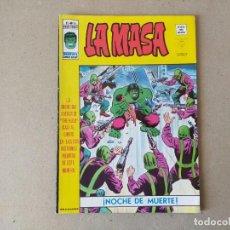 Cómics: LA MASA V 3 Nº 16: NOCHE DE MUERTE - VERTICE, MUNDI COMICS 1976. Lote 217461023