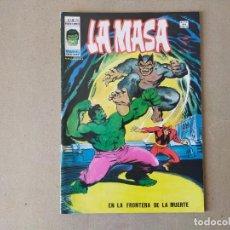 Cómics: LA MASA V 3 Nº 29: EN LA FRONTERA DE LA MUERTE - VERTICE, MUNDI COMICS 1976. Lote 217465025