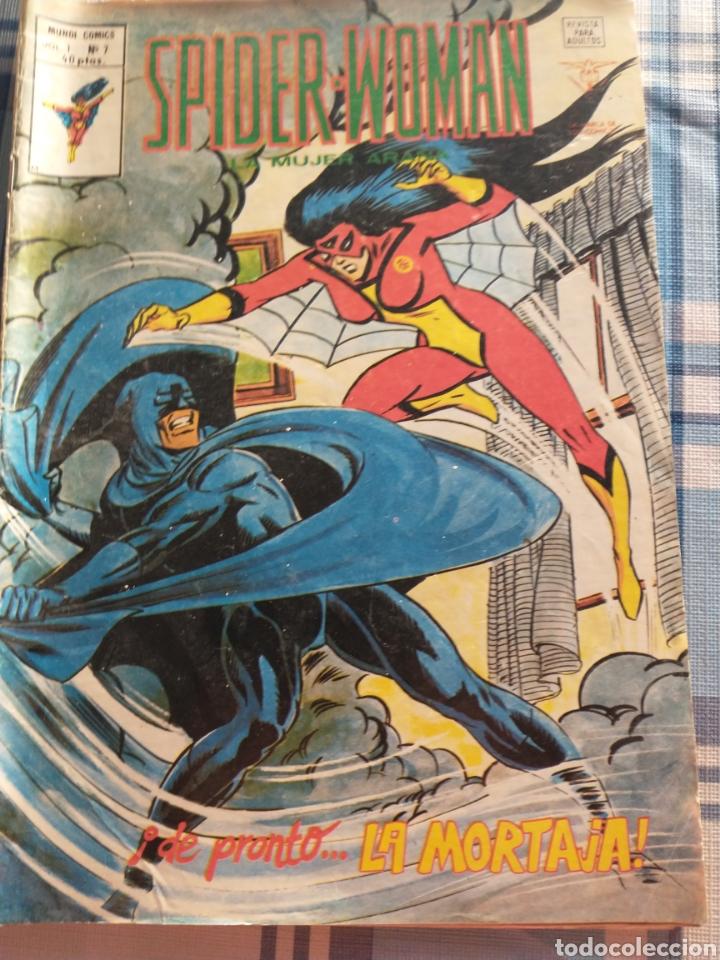 SPIDER WOMAN, CÓMO SE VE (Tebeos y Comics - Vértice - Super Héroes)