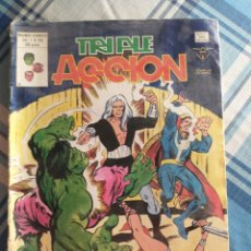 Cómics: TRIPLE ACCIÓN COMO SE VE. Lote 217524815