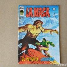 Cómics: LA MASA V 3 Nº 30: EL RETOÑO DEL CARNIVORO - VERTICE, MUNDI COMICS 1978. Lote 217536083