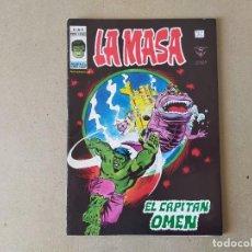 Cómics: LA MASA V 3 Nº 31: EL CAPITAN OMEN - VERTICE, MUNDI COMICS 1978. Lote 217536288