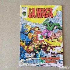 Cómics: LA MASA V 3 Nº 34: CALAMIDAD EN LAS NUBES - VERTICE, MUNDI COMICS 1976. Lote 217537786