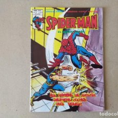 Cómics: SPIDERMAN EL HOMBRE ARAÑA V 3 Nº 63 C: EL HOMBRE DE ARENA SIEMPRE ATACA DOS VECES - VERTICE 1979. Lote 217542013