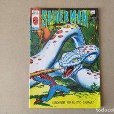 Cómics: SPIDERMAN EL HOMBRE ARAÑA V 3 Nº 49: ANDANDO POR EL PAIS SALVAJE - VERTICE, MUNDI COMICS 1978. Lote 217550461