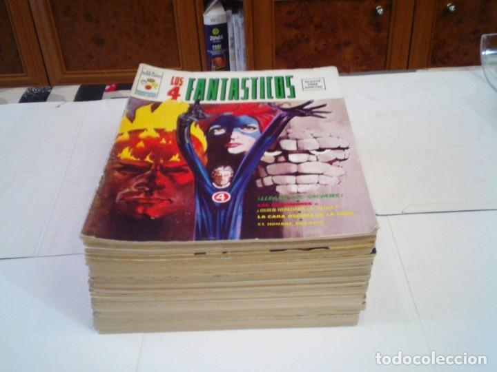 Cómics: LOS 4 FANTASTICOS - VOLUMEN 2 - VERTICE - COLECCION COMPLETA - MUY BUEN ESTADO - 28 NUMEROS -GORBAUD - Foto 3 - 217602463
