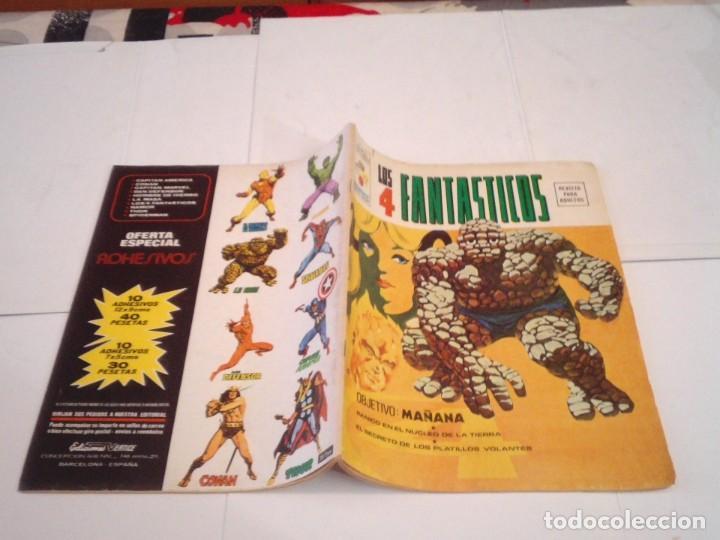 Cómics: LOS 4 FANTASTICOS - VOLUMEN 2 - VERTICE - COLECCION COMPLETA - MUY BUEN ESTADO - 28 NUMEROS -GORBAUD - Foto 7 - 217602463