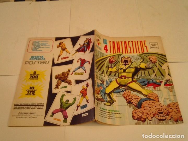 Cómics: LOS 4 FANTASTICOS - VOLUMEN 2 - VERTICE - COLECCION COMPLETA - MUY BUEN ESTADO - 28 NUMEROS -GORBAUD - Foto 8 - 217602463
