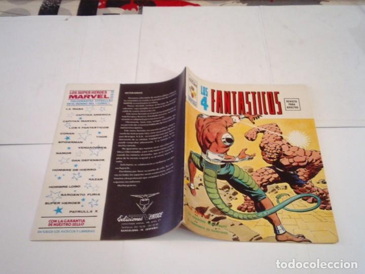 Cómics: LOS 4 FANTASTICOS - VOLUMEN 2 - VERTICE - COLECCION COMPLETA - MUY BUEN ESTADO - 28 NUMEROS -GORBAUD - Foto 9 - 217602463