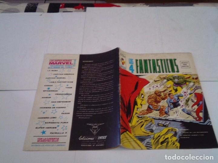Cómics: LOS 4 FANTASTICOS - VOLUMEN 2 - VERTICE - COLECCION COMPLETA - MUY BUEN ESTADO - 28 NUMEROS -GORBAUD - Foto 10 - 217602463