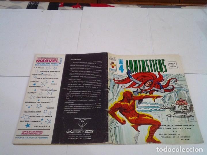 Cómics: LOS 4 FANTASTICOS - VOLUMEN 2 - VERTICE - COLECCION COMPLETA - MUY BUEN ESTADO - 28 NUMEROS -GORBAUD - Foto 11 - 217602463