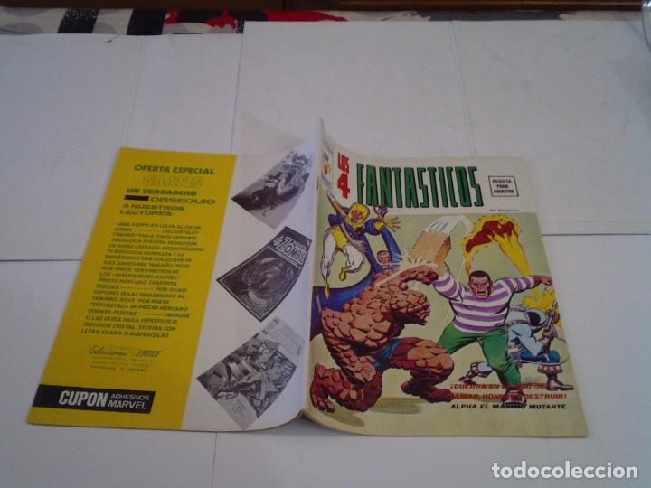 Cómics: LOS 4 FANTASTICOS - VOLUMEN 2 - VERTICE - COLECCION COMPLETA - MUY BUEN ESTADO - 28 NUMEROS -GORBAUD - Foto 12 - 217602463