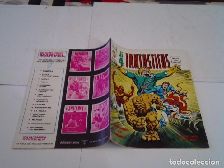 Cómics: LOS 4 FANTASTICOS - VOLUMEN 2 - VERTICE - COLECCION COMPLETA - MUY BUEN ESTADO - 28 NUMEROS -GORBAUD - Foto 14 - 217602463