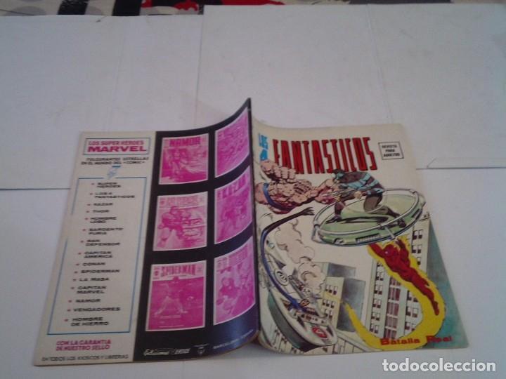 Cómics: LOS 4 FANTASTICOS - VOLUMEN 2 - VERTICE - COLECCION COMPLETA - MUY BUEN ESTADO - 28 NUMEROS -GORBAUD - Foto 15 - 217602463