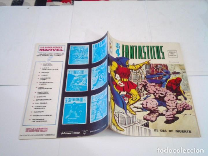 Cómics: LOS 4 FANTASTICOS - VOLUMEN 2 - VERTICE - COLECCION COMPLETA - MUY BUEN ESTADO - 28 NUMEROS -GORBAUD - Foto 16 - 217602463