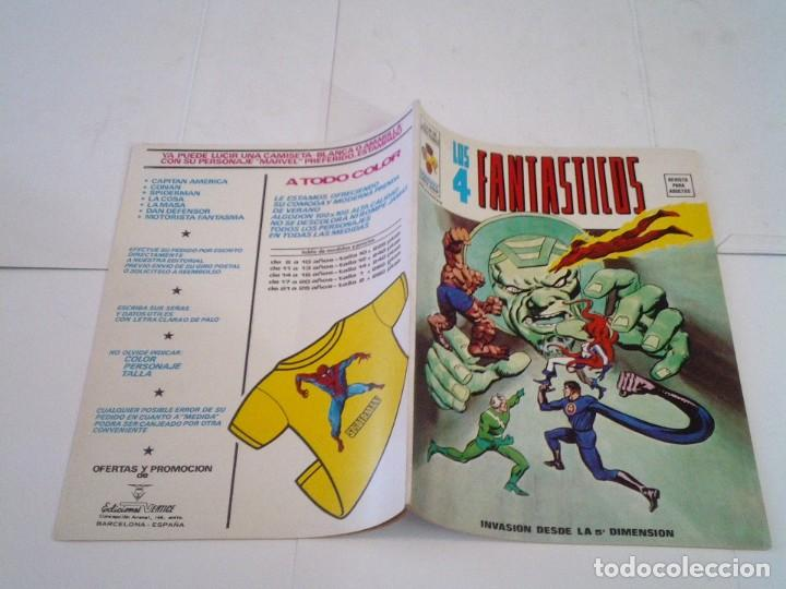 Cómics: LOS 4 FANTASTICOS - VOLUMEN 2 - VERTICE - COLECCION COMPLETA - MUY BUEN ESTADO - 28 NUMEROS -GORBAUD - Foto 17 - 217602463