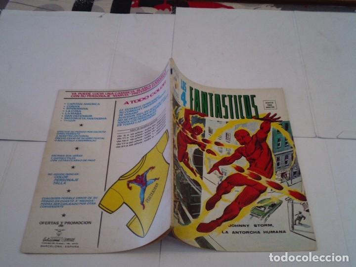 Cómics: LOS 4 FANTASTICOS - VOLUMEN 2 - VERTICE - COLECCION COMPLETA - MUY BUEN ESTADO - 28 NUMEROS -GORBAUD - Foto 18 - 217602463