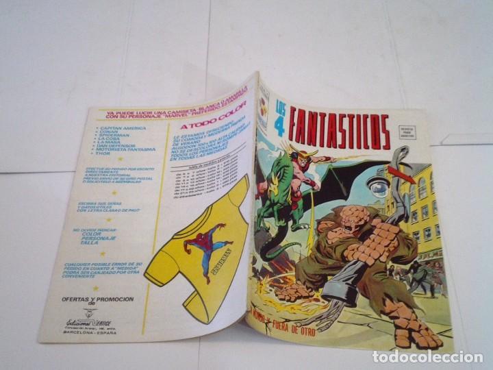 Cómics: LOS 4 FANTASTICOS - VOLUMEN 2 - VERTICE - COLECCION COMPLETA - MUY BUEN ESTADO - 28 NUMEROS -GORBAUD - Foto 20 - 217602463