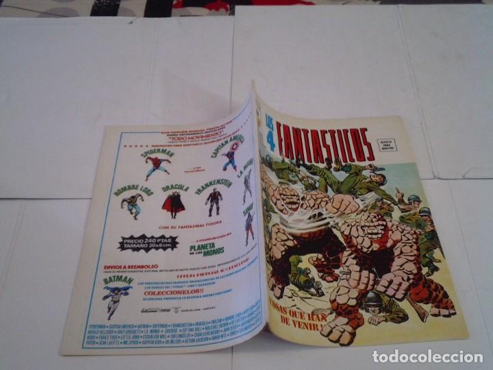 Cómics: LOS 4 FANTASTICOS - VOLUMEN 2 - VERTICE - COLECCION COMPLETA - MUY BUEN ESTADO - 28 NUMEROS -GORBAUD - Foto 22 - 217602463
