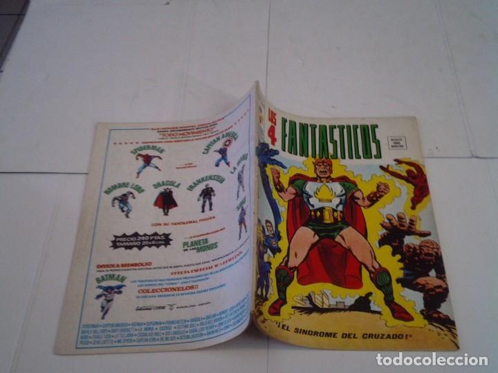 Cómics: LOS 4 FANTASTICOS - VOLUMEN 2 - VERTICE - COLECCION COMPLETA - MUY BUEN ESTADO - 28 NUMEROS -GORBAUD - Foto 23 - 217602463
