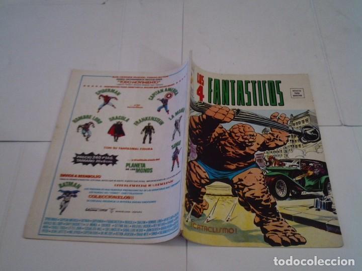 Cómics: LOS 4 FANTASTICOS - VOLUMEN 2 - VERTICE - COLECCION COMPLETA - MUY BUEN ESTADO - 28 NUMEROS -GORBAUD - Foto 24 - 217602463