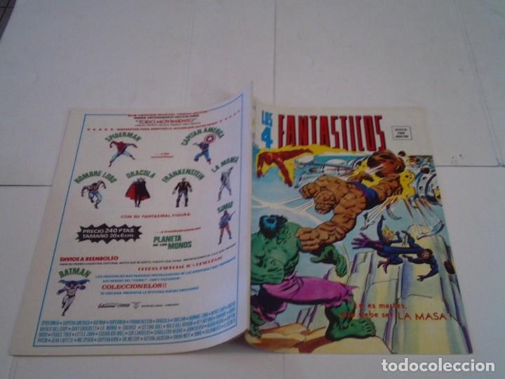 Cómics: LOS 4 FANTASTICOS - VOLUMEN 2 - VERTICE - COLECCION COMPLETA - MUY BUEN ESTADO - 28 NUMEROS -GORBAUD - Foto 25 - 217602463