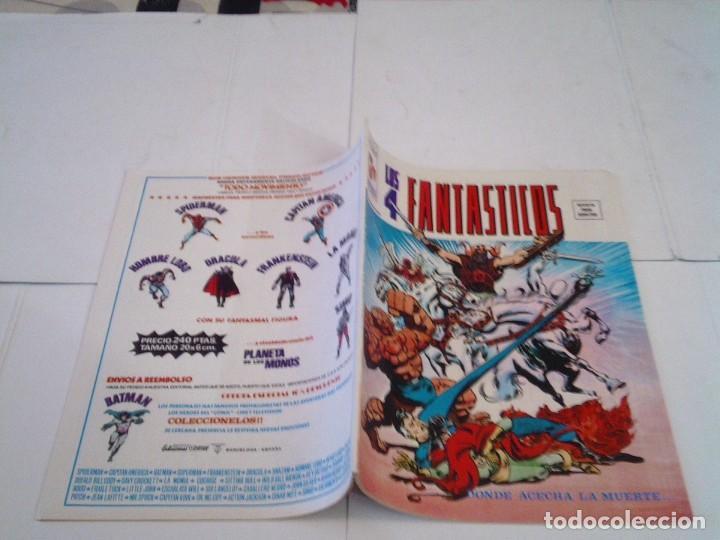 Cómics: LOS 4 FANTASTICOS - VOLUMEN 2 - VERTICE - COLECCION COMPLETA - MUY BUEN ESTADO - 28 NUMEROS -GORBAUD - Foto 27 - 217602463