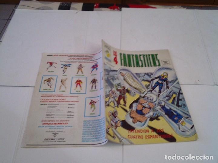 Cómics: LOS 4 FANTASTICOS - VOLUMEN 2 - VERTICE - COLECCION COMPLETA - MUY BUEN ESTADO - 28 NUMEROS -GORBAUD - Foto 34 - 217602463