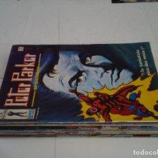 Comics : PETER PARKER - VERTICE - COLECCION COMPLETA - MUY BUEN ESTADO - 17 NUMEROS - GORBAUD. Lote 217603171