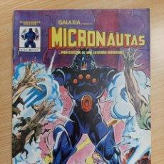 Cómics: MICRONAUTAS, 2 (GALAXIA PRESENTA) - VÉRTICE. Lote 217677690