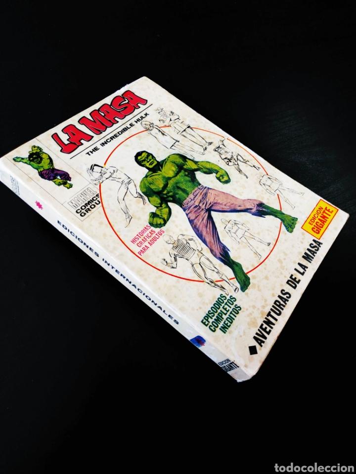 MUY BUEN ESTADO LA MASA EDICIÓN GIGANTE TACO VERTICE (Tebeos y Comics - Vértice - La Masa)