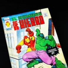 Cómics: EXCELENTE ESTADO EL HOMBRE DE HIERRO EDICIÓN ESPECIAL 1977 VÉRTICE. Lote 217810686