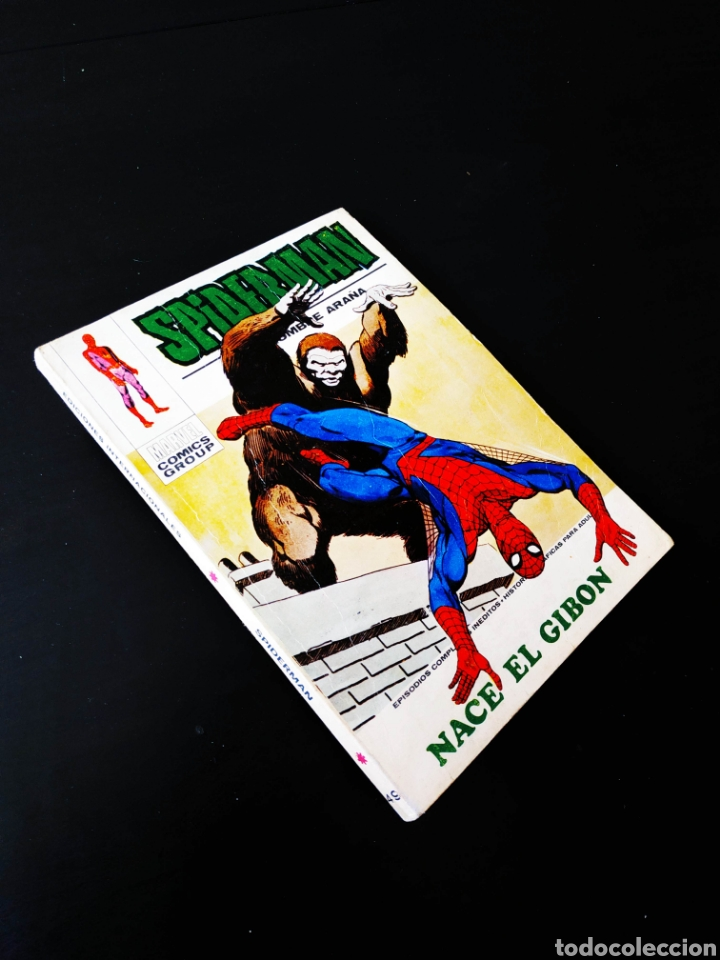 SPIDERMAN 49 NORMAL ESTADO TACO VERTICE (Tebeos y Comics - Vértice - Otros)