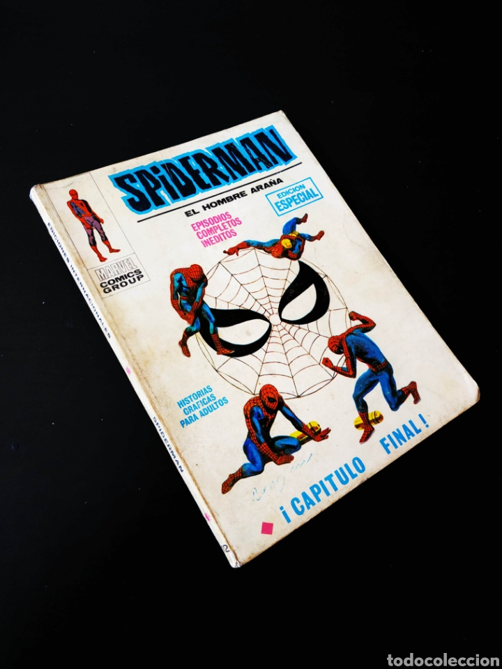 SPIDERMAN 12 NORMAL ESTADO TACO VERTICE (Tebeos y Comics - Vértice - Otros)