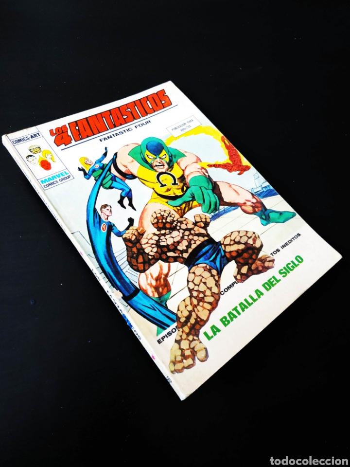 MUY BUEN ESTADO LOS 4 FANTASTICOS 66 TACO VERTICE (Tebeos y Comics - Vértice - Otros)