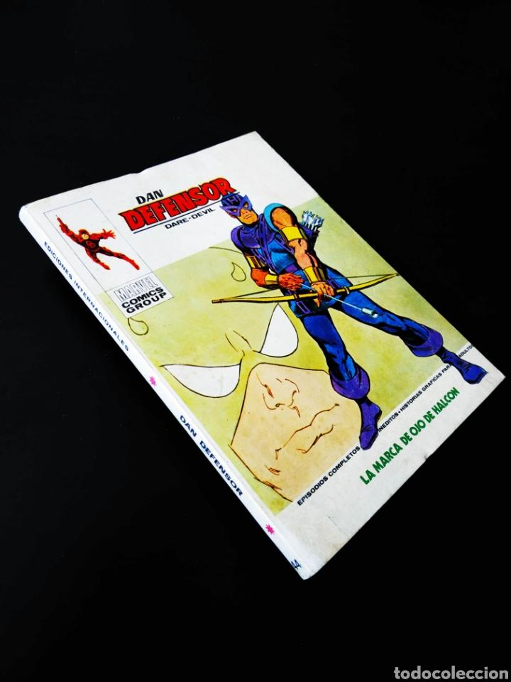 MUY BUEN ESTADO DAN DEFENSOR 44 TACO VERTICE (Tebeos y Comics - Vértice - Dan Defensor)