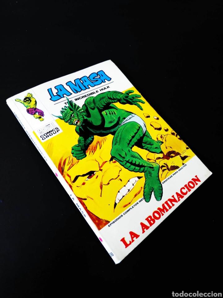 EXCELENTE ESTADO LA MASA 28 TACO VERTICE (Tebeos y Comics - Vértice - La Masa)