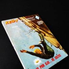 Cómics: CASI EXCELENTE ESTADO KELLY 13 TACO VÉRTICE. Lote 217908667