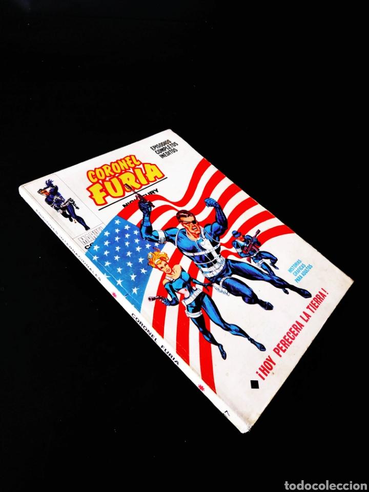 MUY BUEN ESTADO CORONEL FURIA 17 TACO VERTICE (Tebeos y Comics - Vértice - Furia)