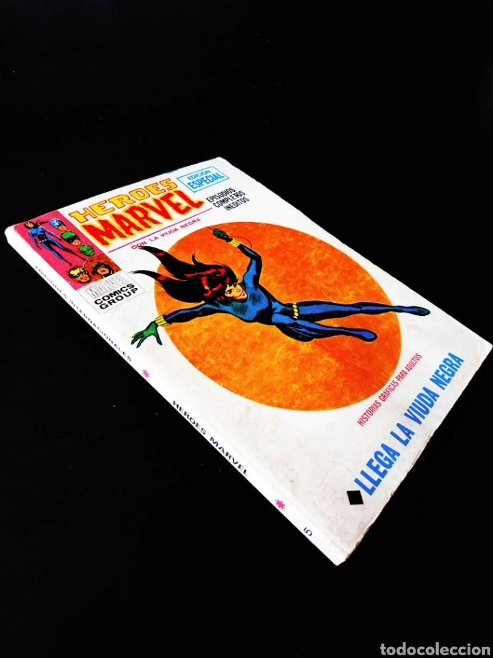 MUY BUEN ESTADO HEROES MARVEL 5 TACO VERTICE (Tebeos y Comics - Vértice - Otros)