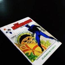 Cómics: LOS VENGADORES 40 NORMAL ESTADO TACO VERTICE. Lote 217964762