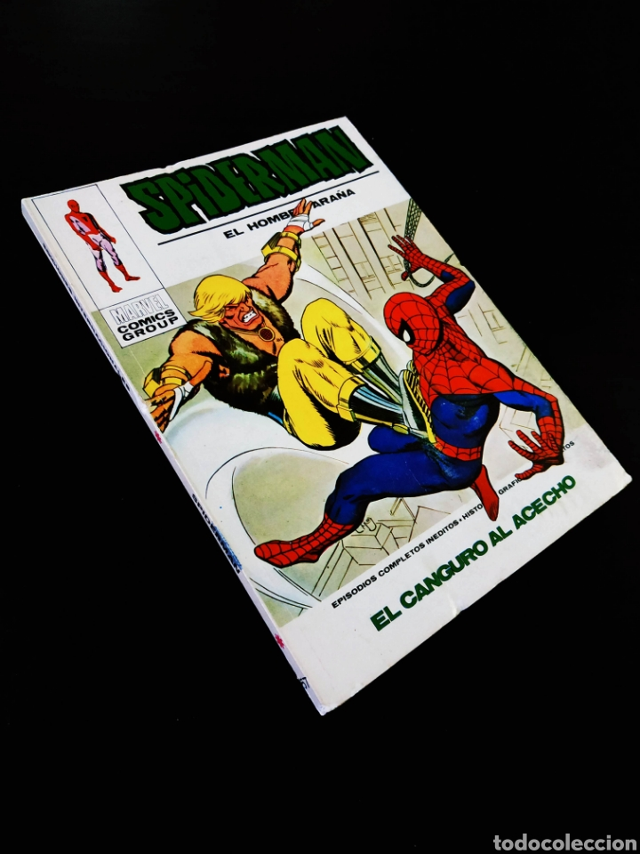 MUY BUEN ESTADO SPIDERMAN 57 TACO VERTICE (Tebeos y Comics - Vértice - Otros)