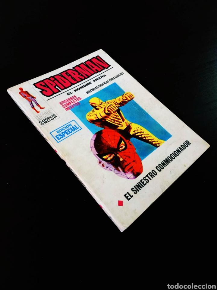 MUY BUEN ESTADO SPIDERMAN 18 TACO VERTICE (Tebeos y Comics - Vértice - Otros)