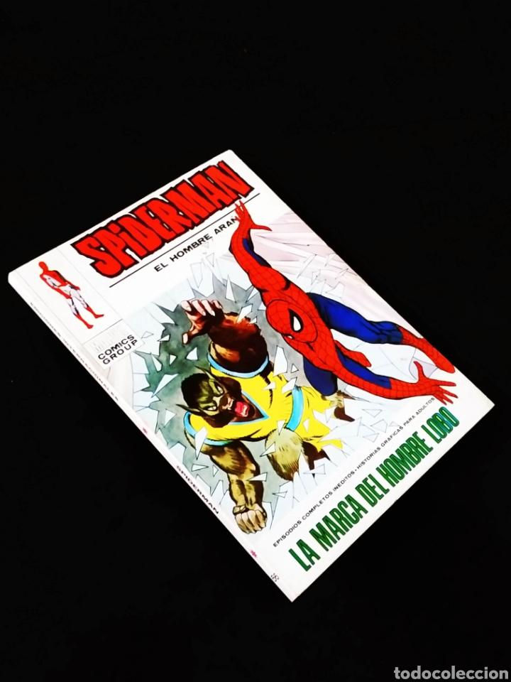 CASI EXCELENTE ESTADO SPIDERMAN 56 TACO VERTICE (Tebeos y Comics - Vértice - Otros)