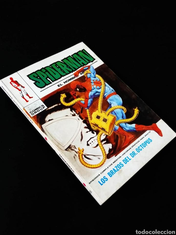 MUY BUEN ESTADO SPIDERMAN 38 TACO VERTICE (Tebeos y Comics - Vértice - Otros)