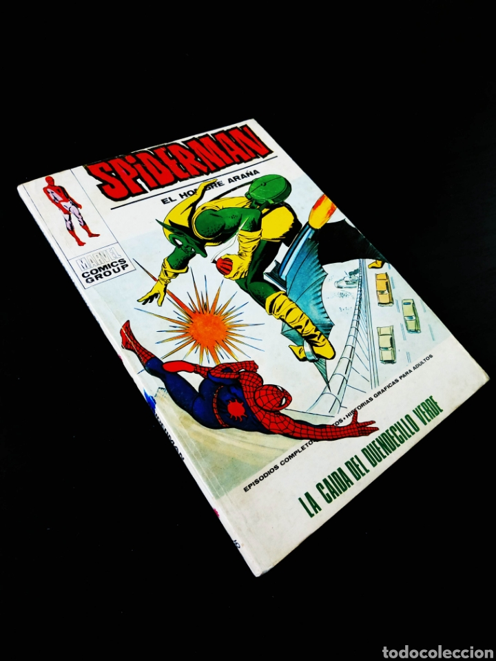 Cómics: BUEN ESTADO SPIDERMAN 55 TACO VERTICE - Foto 1 - 217967885