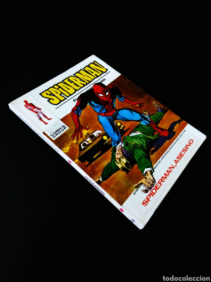 MUY BUEN ESTADO SPIDERMAN 39 TACO VERTICE (Tebeos y Comics - Vértice - Otros)