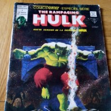 Cómics: THE RAMPAGING HULK NÚM 4. VÉRTICE. Lote 217974038