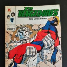 Cómics: VENGADORES, LOS (1969, VERTICE) 41 · XII-1972 · EL DIA DEL JUICIO FINAL. Lote 218017691